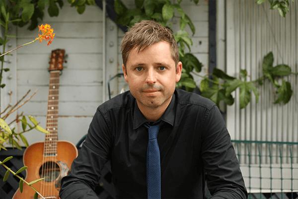 Wedding singer Perth - Josh Johnstone profile photo